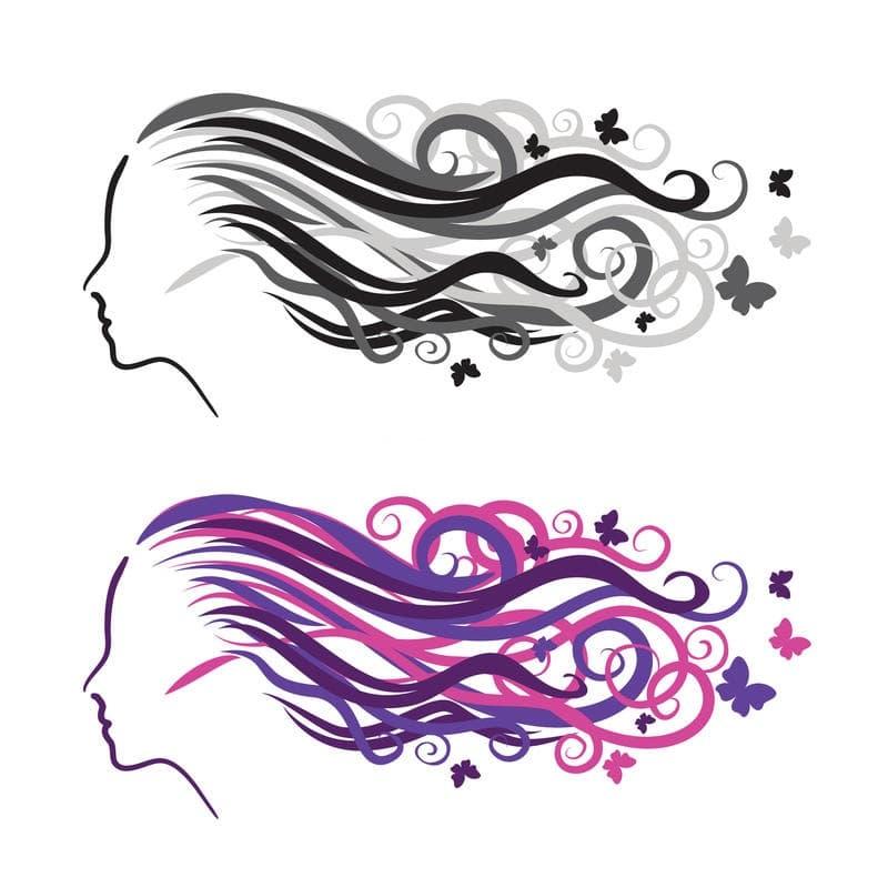 sonhar com cabelo
