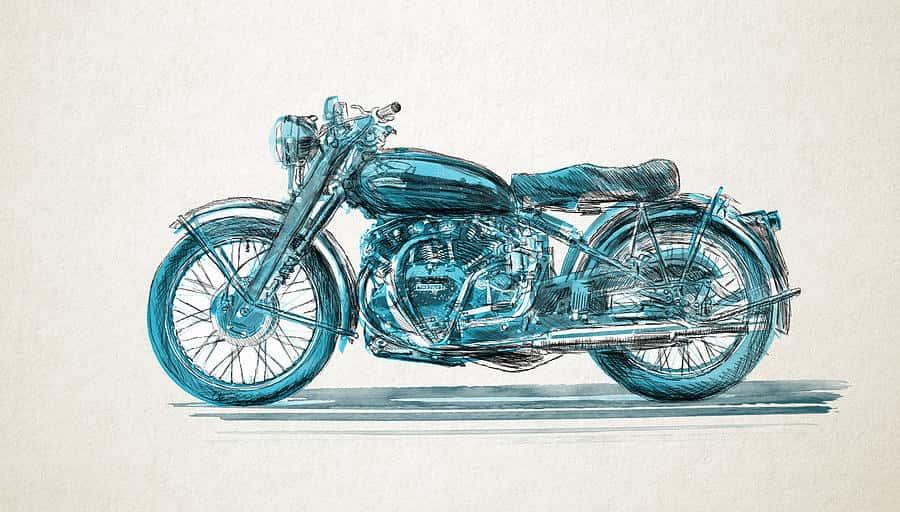 significado de sonhar com moto