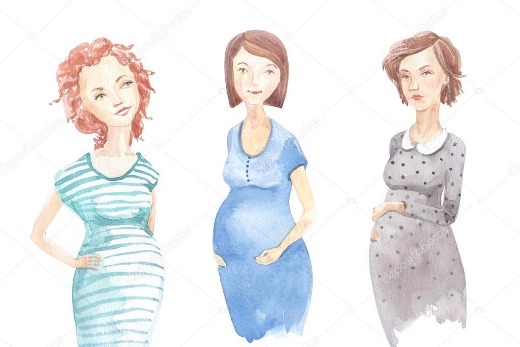 significado de sonhar com mulher grávida
