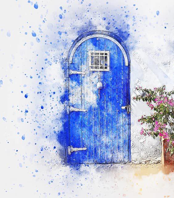 significado de sonhar com porta