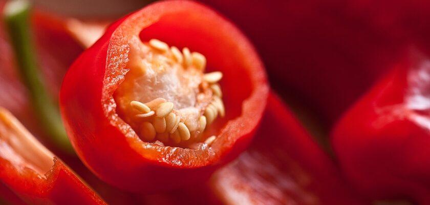 Significado de sonhar com pimenta